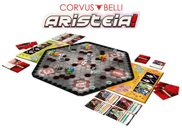 Aristeia Display